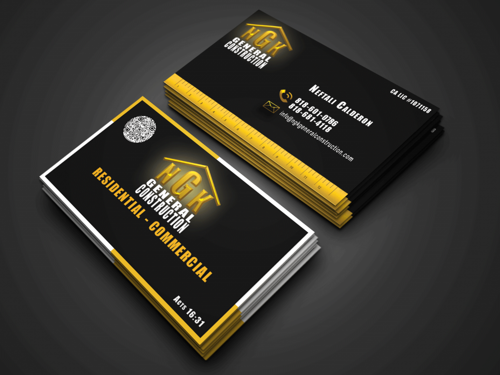 NGK Business Cards